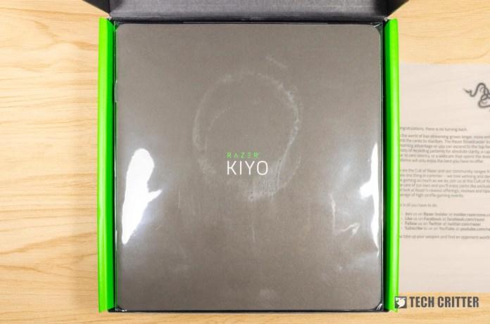 Review - Razer Kiyo Professional Game Streaming Webcam
