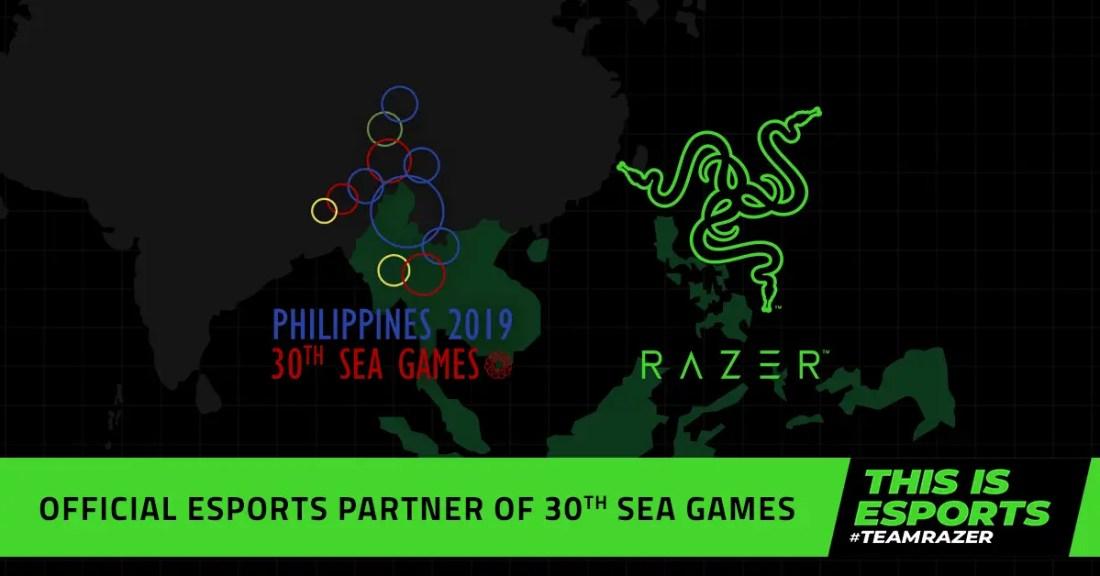 Razer SEA Games