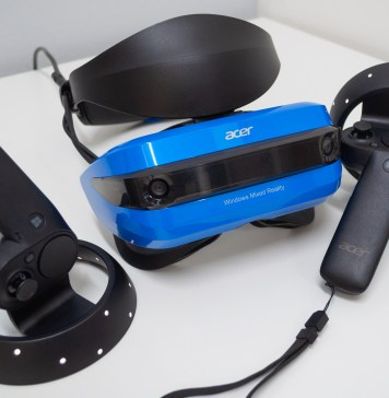 Rextech Acer Mixed Reality Headset
