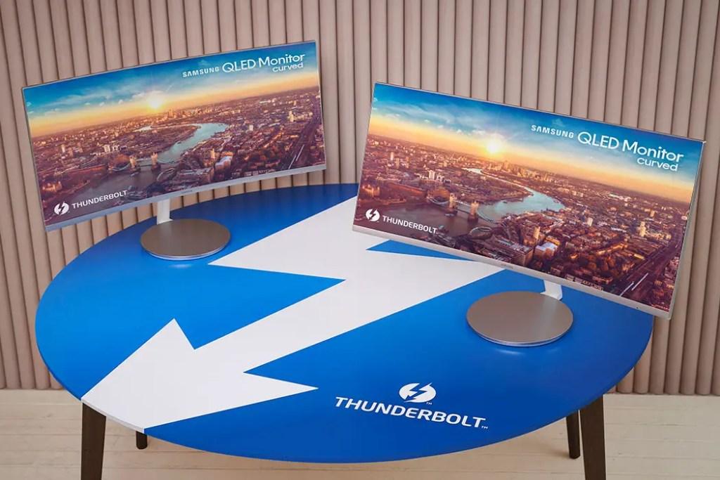 Samsung CJ791 Thunderbolt 3 Monitor (1)