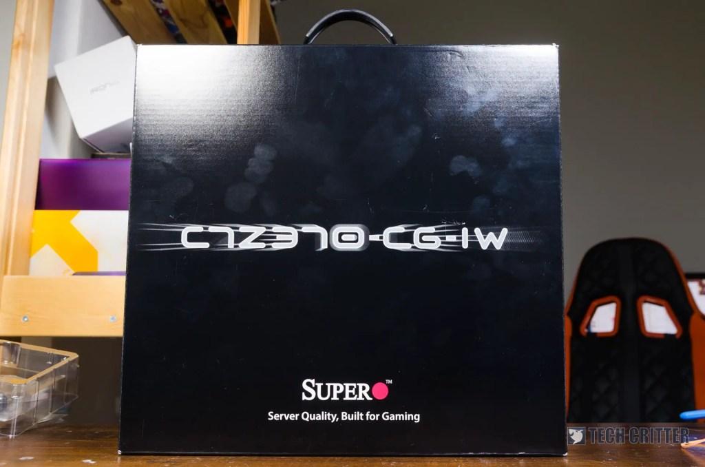 SuperO C7Z370-CG-IW