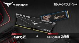 TEAMGROUP T-FORCE DARK Z DDR4 CARDEA ZERO Z440 Featured