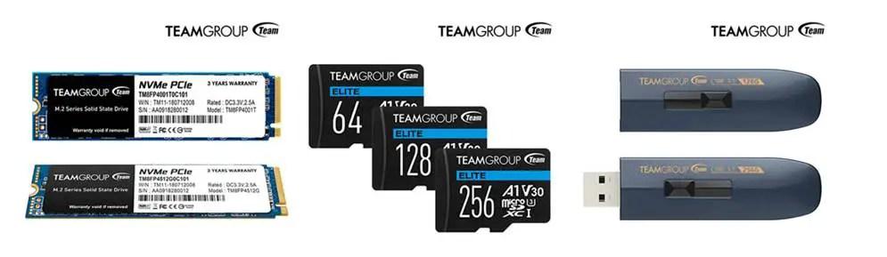 Teamgroup MP34 ELITE AI C188
