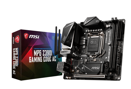 Toppc HWBot DDR4-6000 G.Skill World Record MSI Z390i Gaming Edge AC
