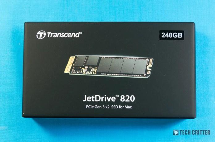 Transcend JetDrive 820
