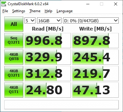 Transcend StoreJet ESD350C CDB 16GB (AMD)