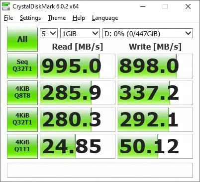 Transcend StoreJet ESD350C CDB 1GB (AMD)