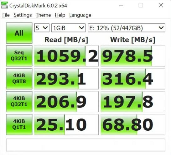 Transcend StoreJet ESD350C CDB 1GB (Intel)