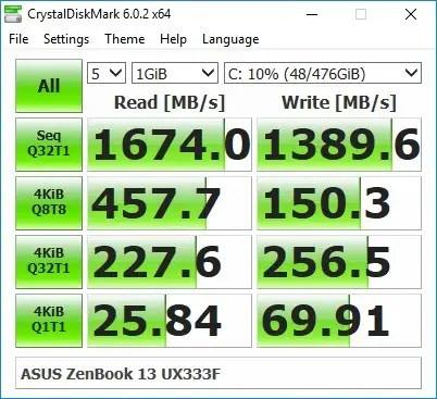 Review - ASUS ZenBook 13 UX333F (i5-8265U, 8GB, 512GB, MX150) 8