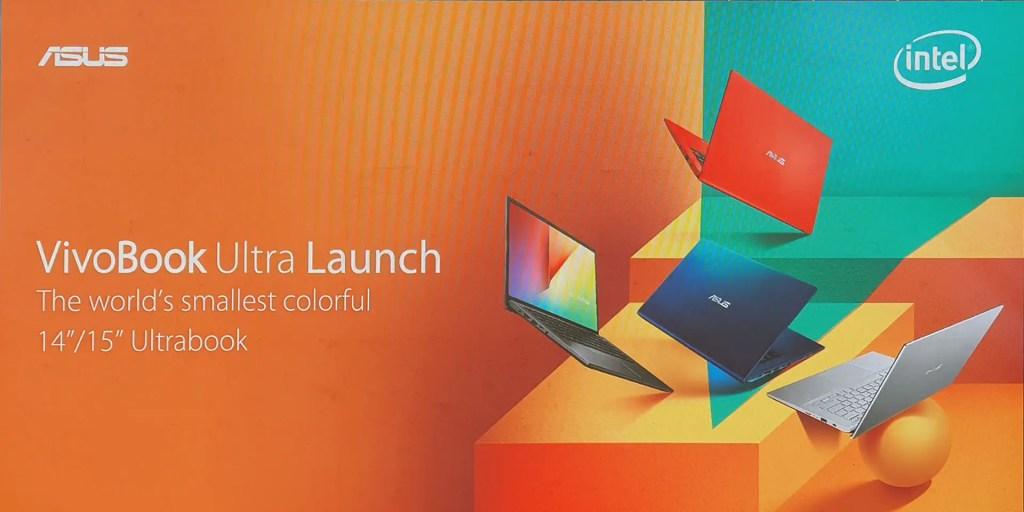 VivoBook Ultra launch