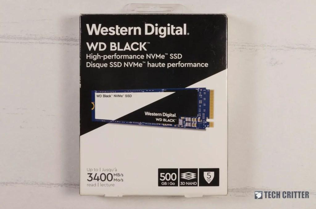 WD Black NVMe SSD (1)