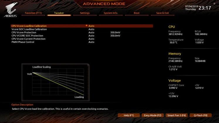 X570 AORUS Master BIOS (7)