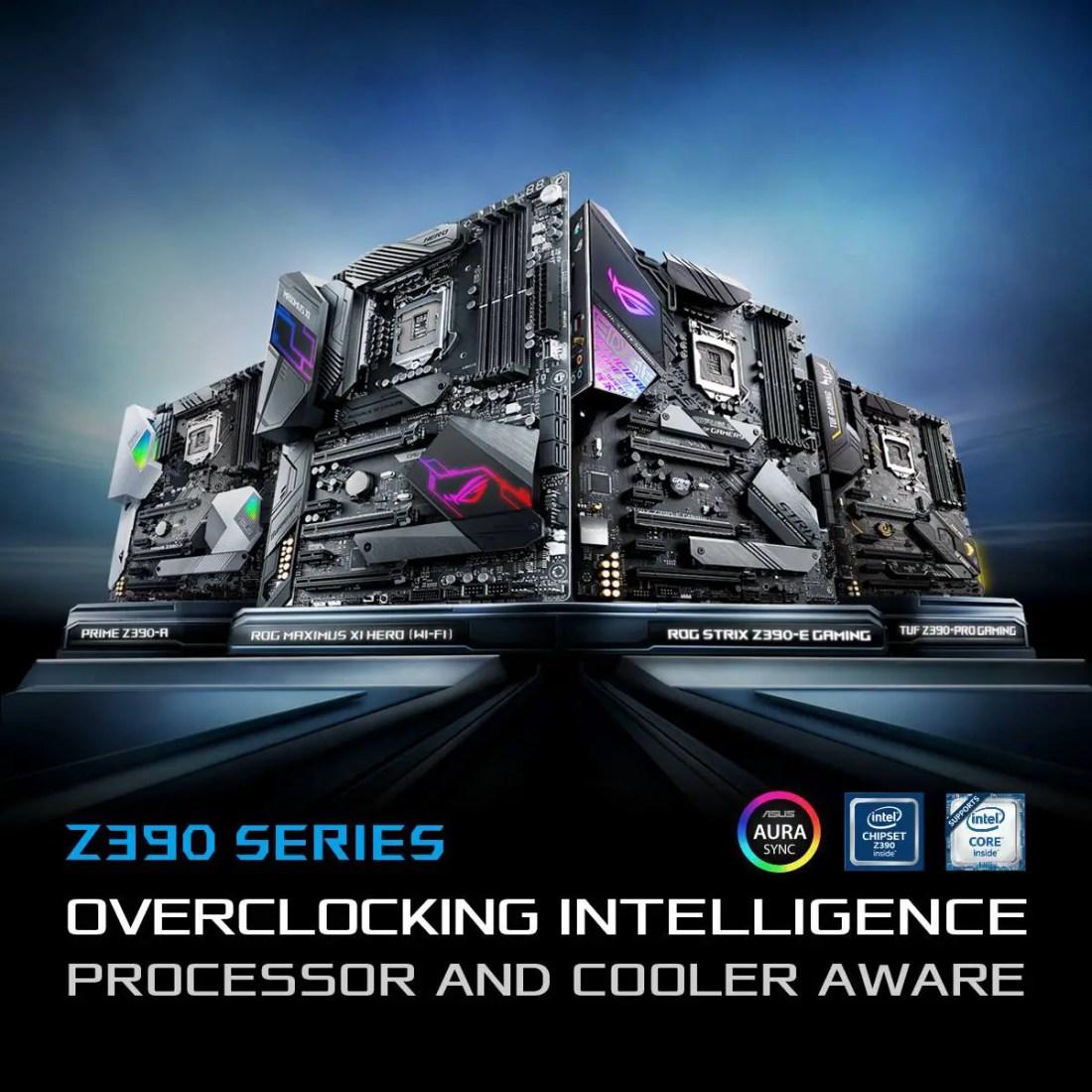 ASUS Z390 ROG Strix TUF Gaming Prime