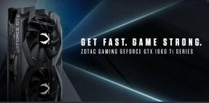 ZOTAC GeForce GTX 1660 Ti Featured