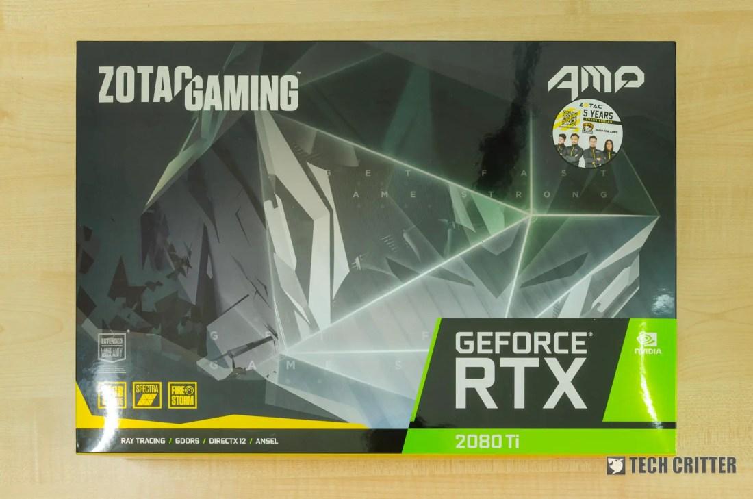ZOTAC RTX 2080 Ti AMP Edition (33)