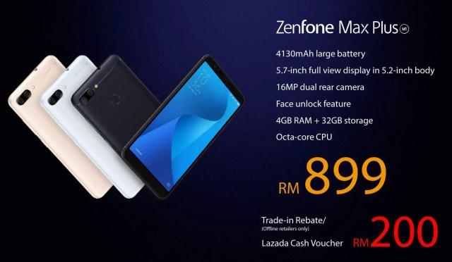ZenFone Max Plus (M1) price