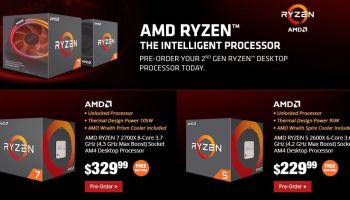 AMD Announces Ryzen 3000 Series Mobile Processors for CES 2019