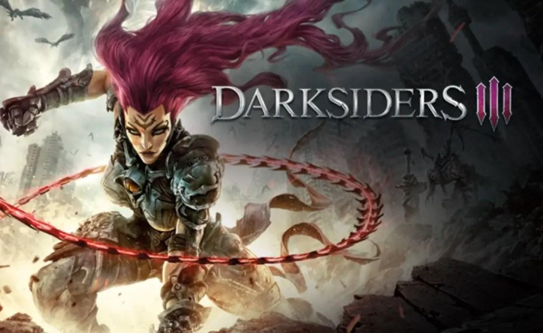 nvidia darksiders 3
