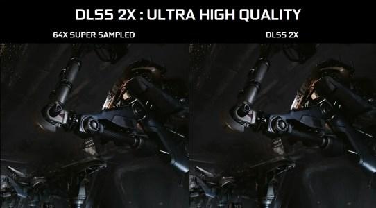 nvidia geforce rtx 2080 turing nvidia DLSS 2X (1)