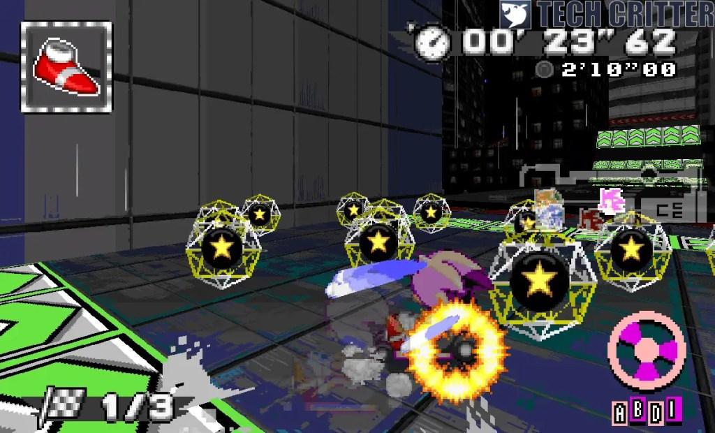 srbkart2's Time Attack Mode