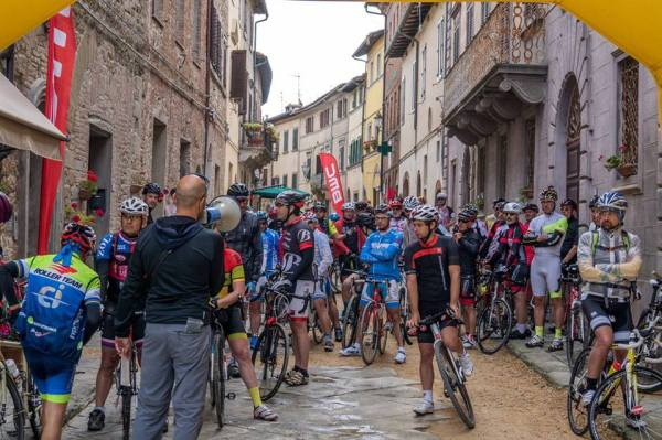 Tuscany Gravel Road Race la strada giusta Tech Cycling