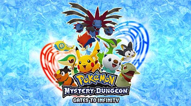 Pokemon Mystery Dungeon (1)