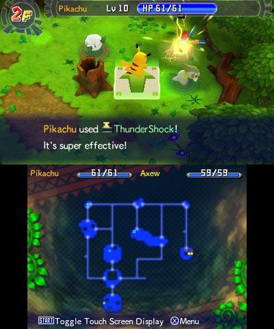 Pokemon Mystery Dungeon (5)