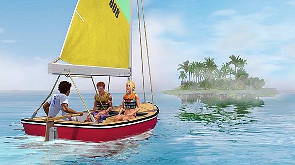 The Sims 3 Island Paradise (1)
