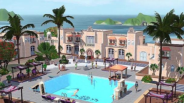 The Sims 3 Island Paradise (2)