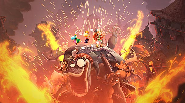 Rayman Legends (1)