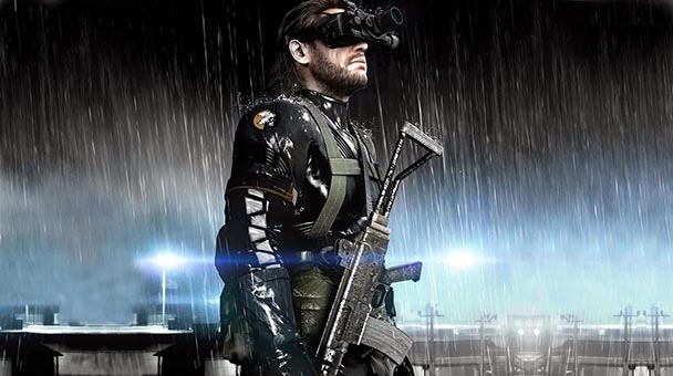 Metal Gear Solid V Ground Zeroes Screenshot