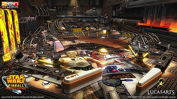 Pinball FX2 – Star Wars Pinball Heroes Within Pack  (3)