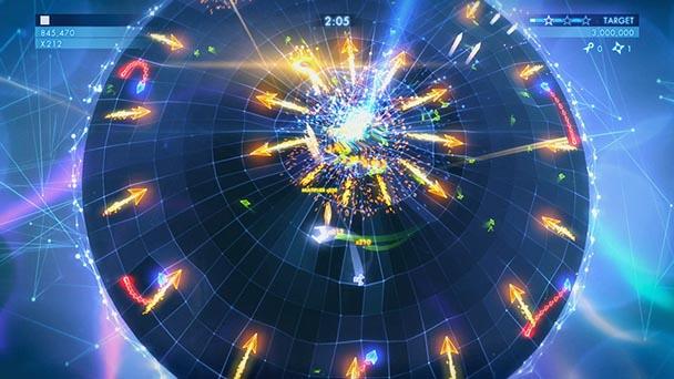 Geometry Wars 3 Dimensions (2)