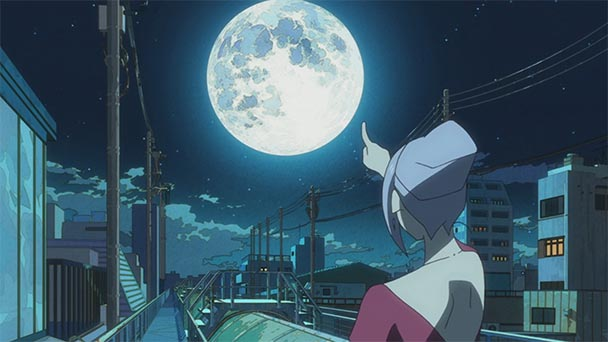 The Eccentric Family (4)