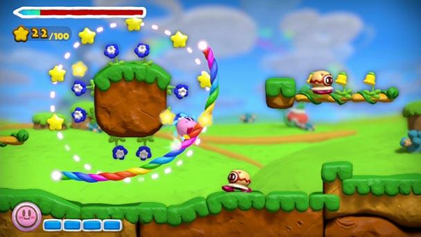 Kirby and the Rainbow Curse  (4)