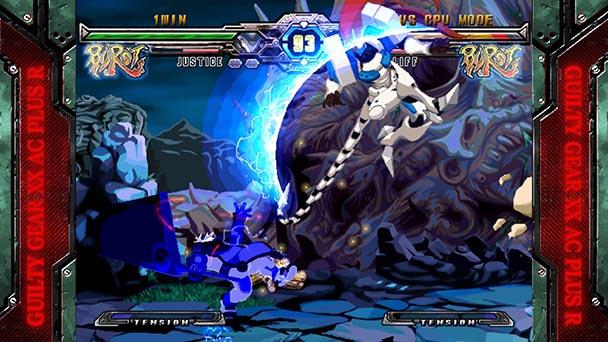 Guilty Gear XX Accent Core Plus R (2)