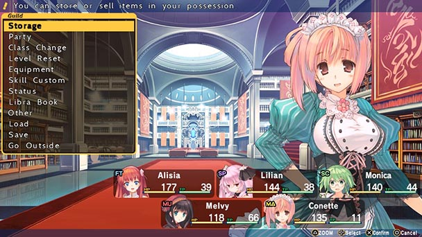 Dungeon Travelers 2 (2)