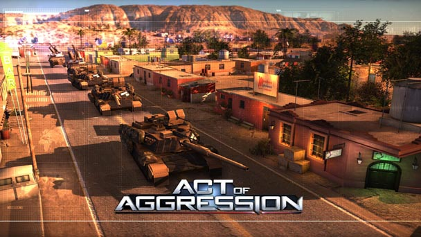 Act of Aggression (1)