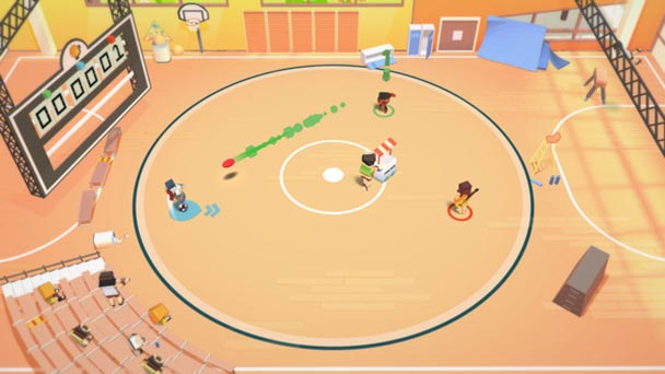Stikbold A Dodgeball Adventure 1