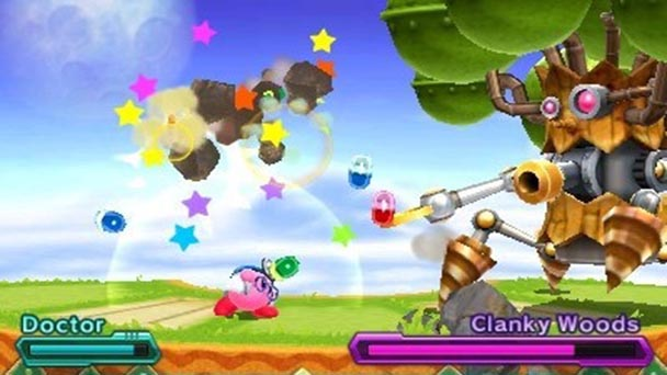 Kirby Planet Robobot1