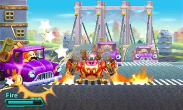 Kirby Planet Robobot5