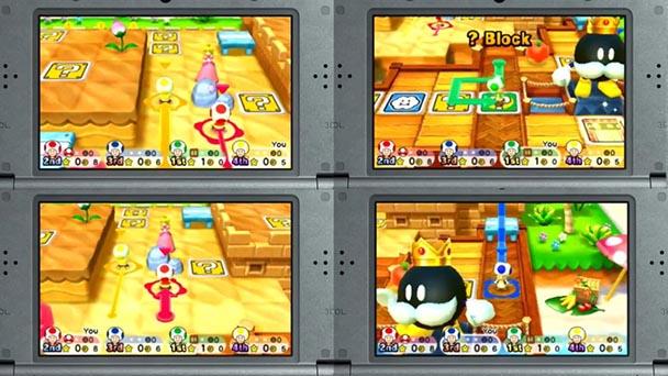 Mario Party- Star Rush
