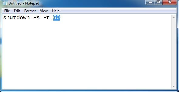 كيفية جعل الكمبيوتر يقوم بالإغلاق التلقائي في وقت محدد بدون برامج