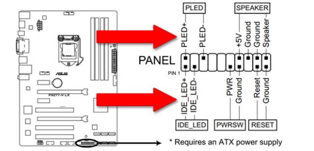 كيفية تعطيل المصابيح الخارجية والاضاءة المزعجة فى جهاز الكمبيوتر