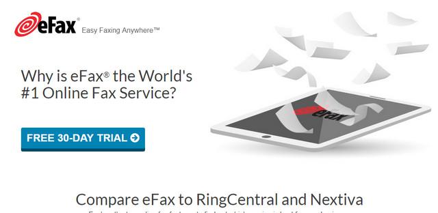 كيفية إرسال فاكس Fax من خلال الهواتف الذكية Smartphone