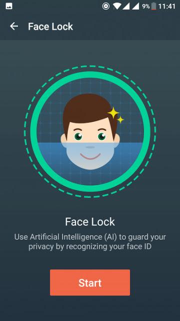 كيف تحمي وتغلق هاتفك الاندرويد والتطبيقات بتقنية التعرف على الوجه