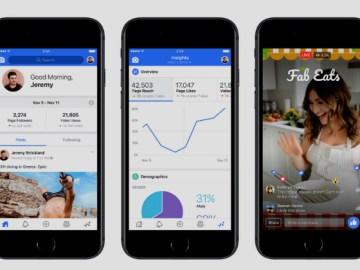 الفيس بوك يطلق أدوات وتطبيق جديد لصناع محتوى الفيديو Facebook Creator