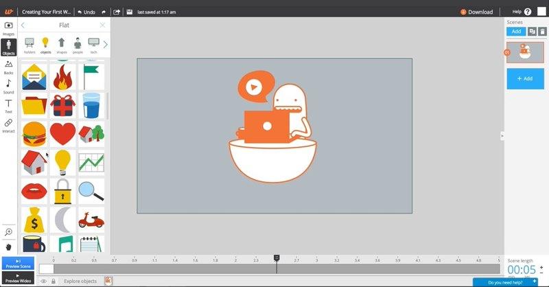 افضل 5 مواقع لإنشاء مقاطع فيديو احترافية بتقنية وايت بورد انيمشين