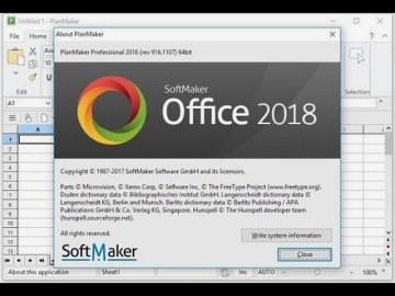 افضل بديل مجاني لبرامج الاوفيس SoftMaker FreeOffice 2018