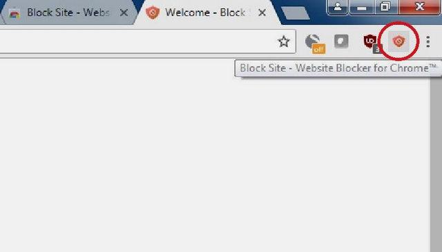 كيفية حجب المواقع في متصفح جوجل كروم Block a Websites